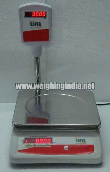 Price Counting Weighing Scale