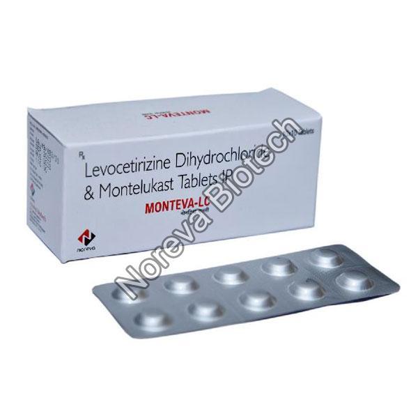Monteva LC Tablets