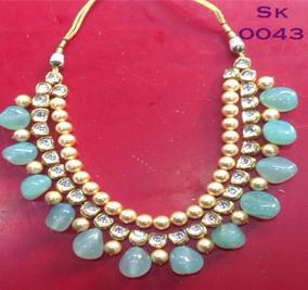 Aadhiya Kundan Set SK 0043
