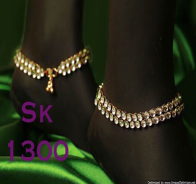 Hazrat Anklet SK 1300