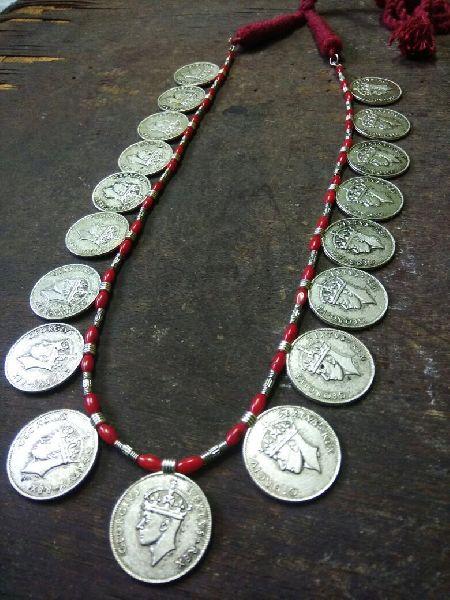 King Coin Neckpiece SK 0011