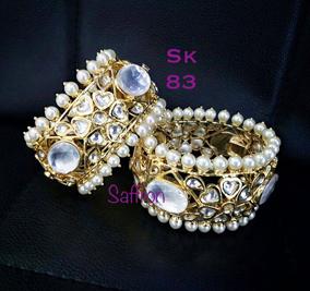 Kundan Bangle SK0083