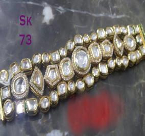 Kundan Bracelet SK0073