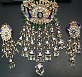 Lazim Peacock Set SK00531