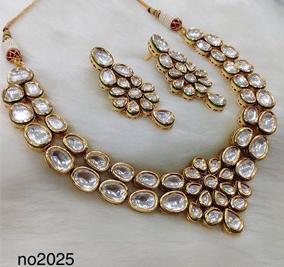 Naina Kundan Set SK 0044