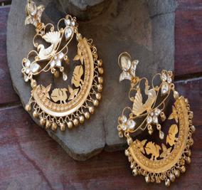 Presho Peacock Earrings SK0093