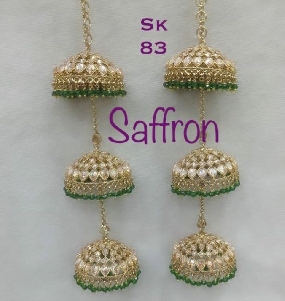 Sufi Green Kaleera SK 0083