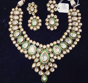 Taniza Pearl Necklace SK0066