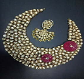 Vaishali Necklace Set SK00461