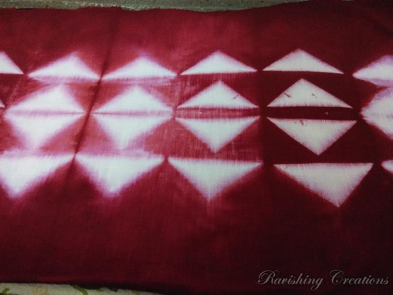 Hand Painted Handloom Cotton Saree 06