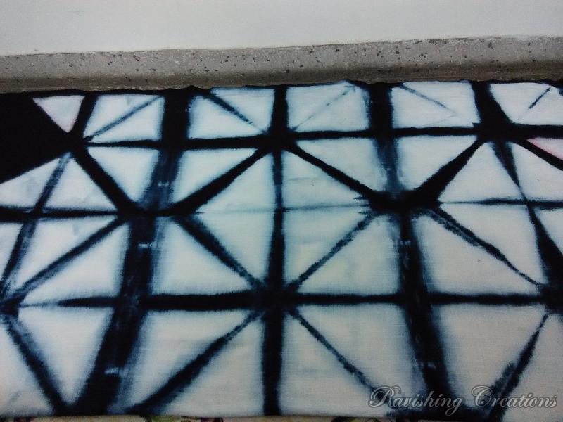 Hand Painted Handloom Cotton Saree 07
