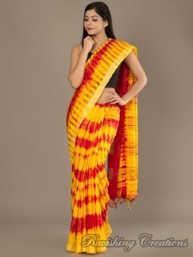 Moonga Silk Saree 01