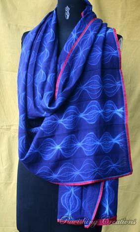 Woolen Shawl 01