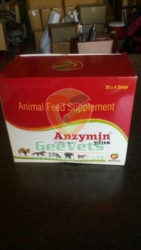 Anzymin Plus Animal Feed Supplement