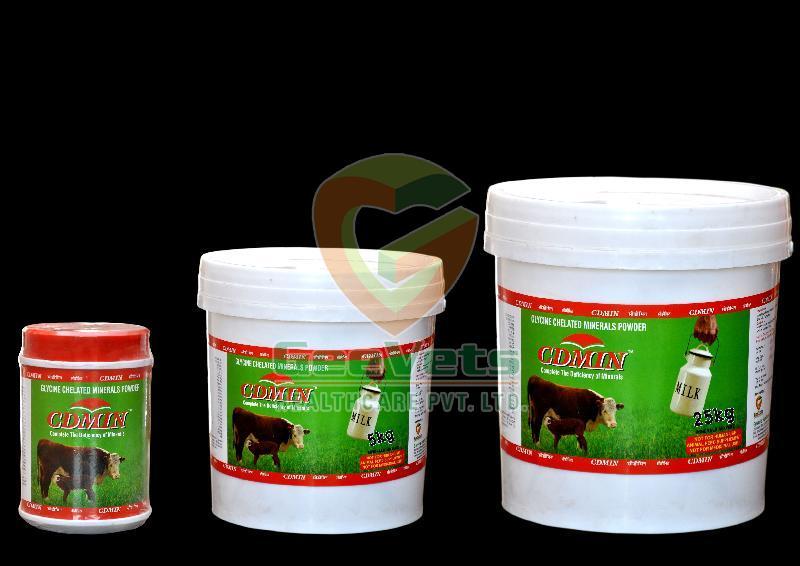 Glycine Chelated Mineral Powder