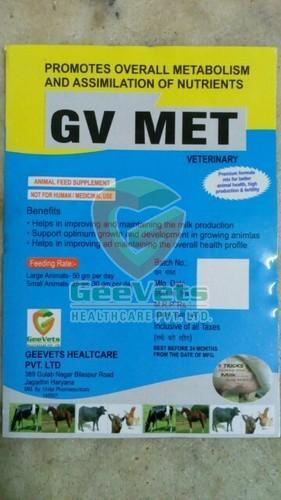 GV Met Feed Supplement