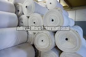 Raw Cotton Fabric 02