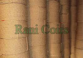 Curled Coir Rope 01