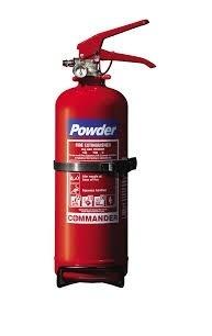 2 Kg Fire Extinguisher