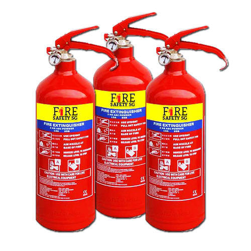 4 Kg Fire Extinguisher