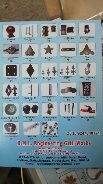 Gate Grill Decorative Products 03