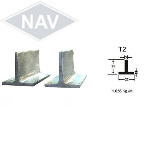 25x22x3 mm Mild Steel Tee Angle