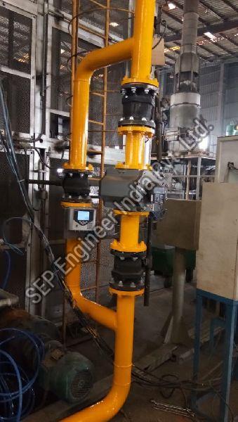 LPG Flow Meter 01