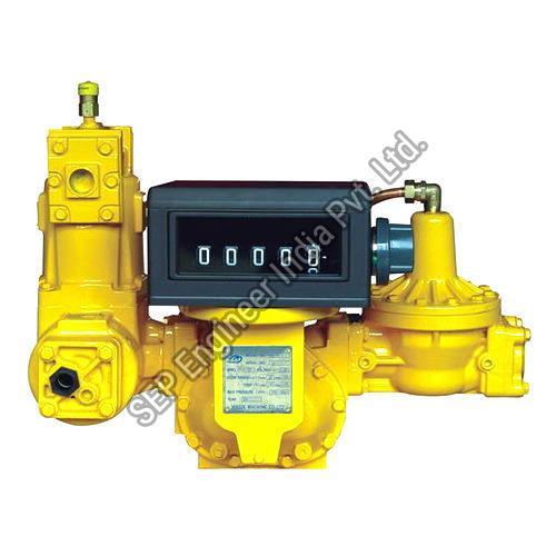 LPG Flow Meter 02