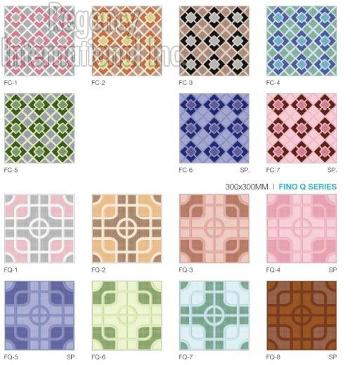 300x300mm Porcelain Floor Tiles 06