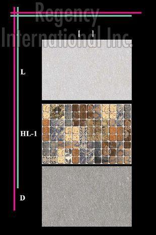 300x450mm Glossy 1 Series Wall Tiles 01