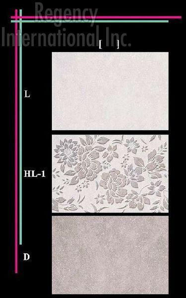 300x450mm Glossy 1 Series Wall Tiles 02