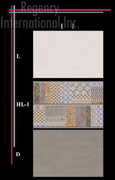 300x450mm Glossy 1 Series Wall Tiles 03