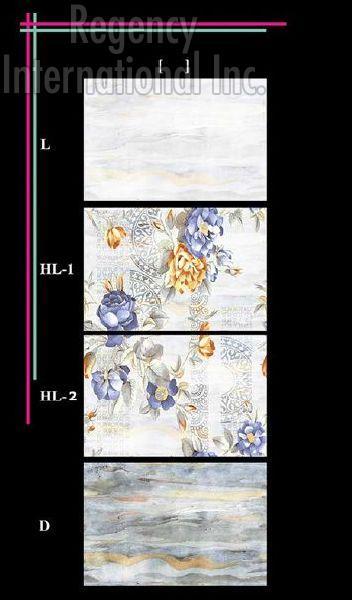 300x450mm Glossy 1 Series Wall Tiles 06