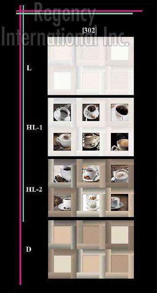 300x450mm Glossy 5 Series Wall Tiles 02
