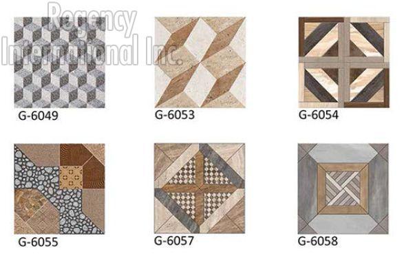 400x400mm Digital Floor Tiles 02