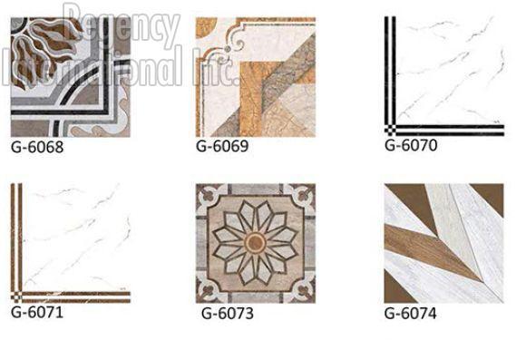 400x400mm Digital Floor Tiles 04