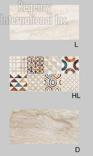 600x300mm Aro Glossy Wall Tiles 01