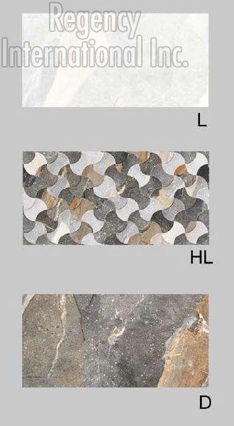 600x300mm Aro Glossy Wall Tiles 05