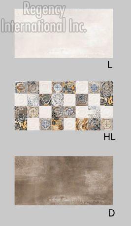 600x300mm Aro Matt Wall Tiles 01