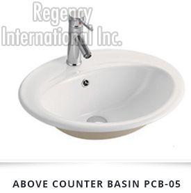 Above Counter Wash Basin 01