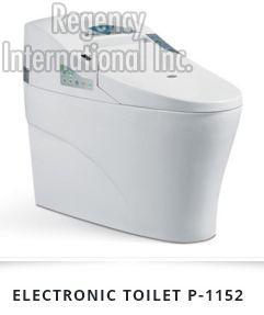 Electronic Ceramic Toilet 02
