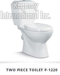 Two Piece Ceramic Toilet 01