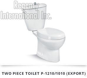 Two Piece Ceramic Toilet 02