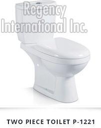 Two Piece Ceramic Toilet 04