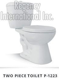 Two Piece Ceramic Toilet 06