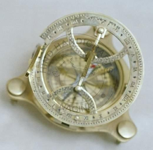 HE-313C-5 Antique Compass
