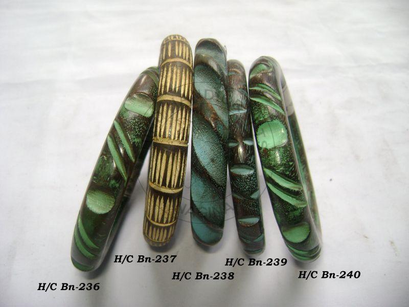 HHC143 Designer Wooden Bangle