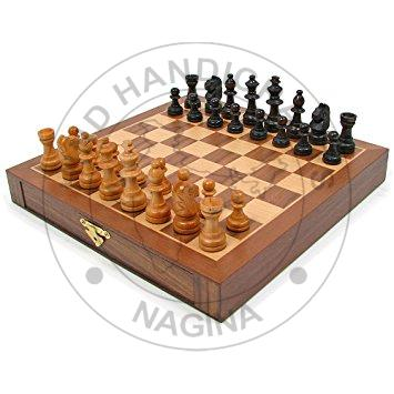 HHC158 Wooden Chess Board