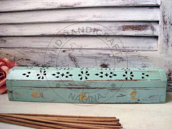 HHC207 Wooden Incense Stick Box