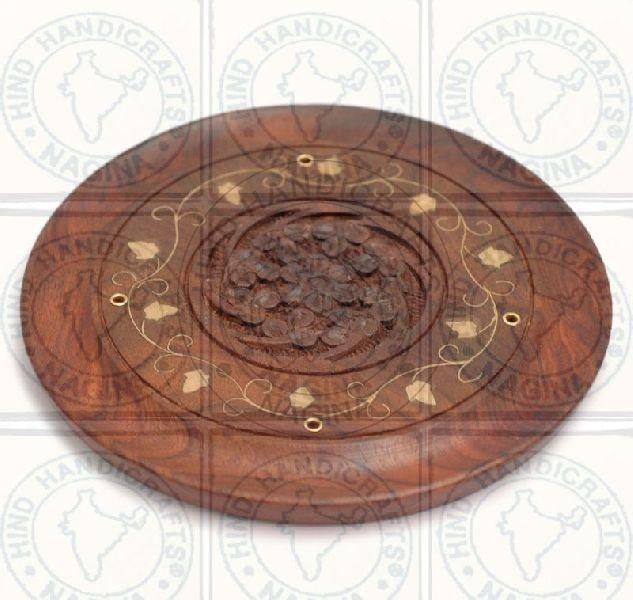 HHC211 Wooden Incense Stick Holder